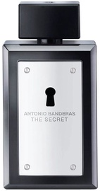 Tualetes ūdens Antonio Banderas The Secret 100ml EDT