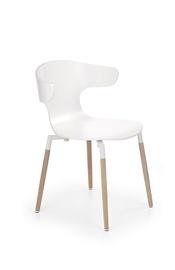 Svetainės kėdė K - 189, balta