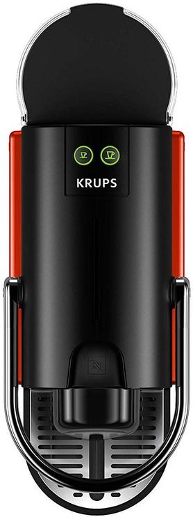 Krups Pixie XN 3045 Black/Red