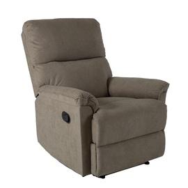 Atzveltnes krēsls Home4you Gustav Beige, 84x92x104 cm