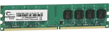 G.SKILL 1GB 800MHz DDR2 CL5 F2-6400CL5S-1GBNY