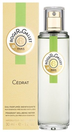 Roger & Gallet Cedrat Fragrant Wellbeing Water 30ml EDF Unisex