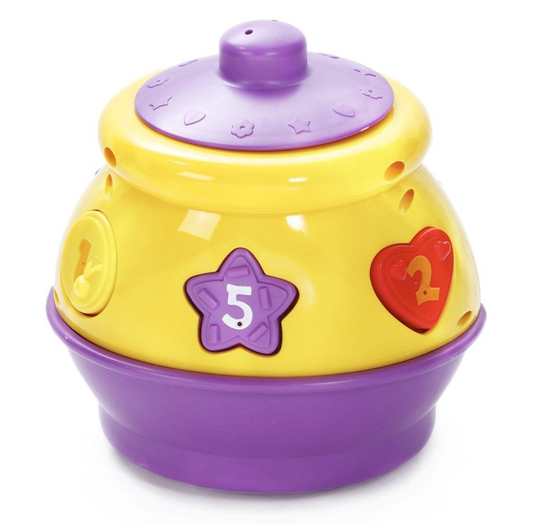 Fisher Price Laugh & Learn Cookie Shape Surprise K2831