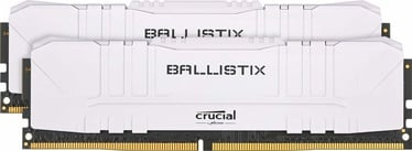 Crucial Ballistix White 16GB 2666MHz CL16 DDR4 KIT OF 2 BL2K8G26C16U4W