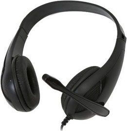 Ausinės FreeStyle FH4008B Universal Gaming Headphones w/Microphone Black