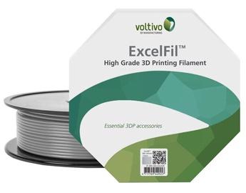 Voltivo PLA Filament Cartridge 2.85mm Gray