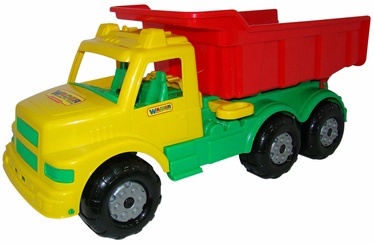 Wader Maxi Dump Truck Red/ Yellow 43627