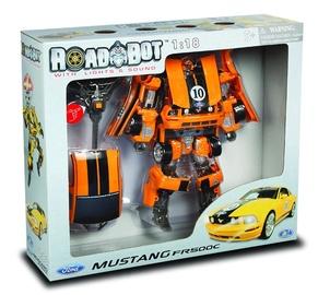 Žaislinis robotas Ford Mustang