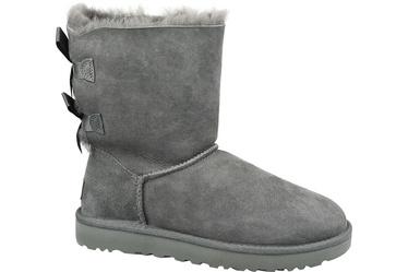 UGG Bailey Bow II Boots 1016225 Grey 37