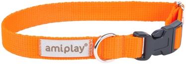 Ошейник Amiplay Samba, oранжевый, 400 мм
