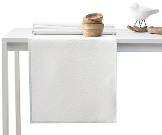 AmeliaHome Gaia AH/HMD Tablecloth Cream 40x120cm