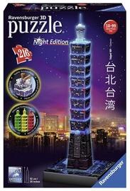 Ravensburger 3D Puzzle Taipei Night Edition 216pcs 11149