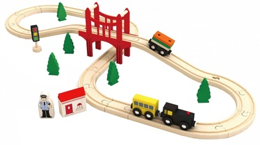 Smily Play Train Set 37pcs 7504