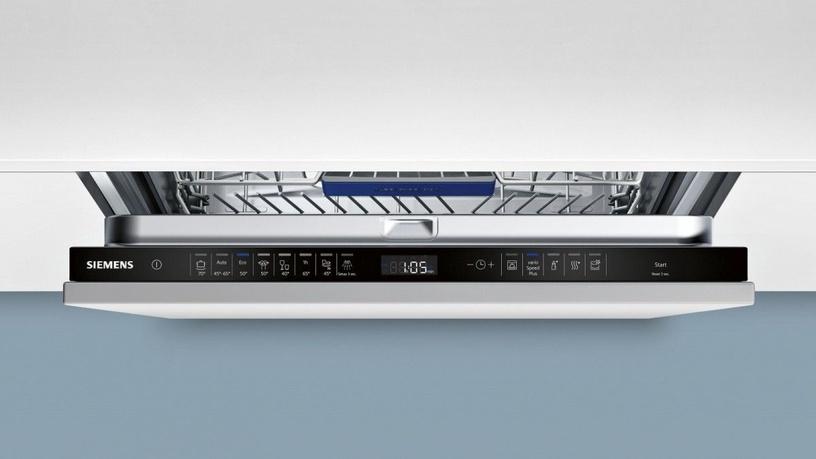 Įmontuojama indaplovė Siemens iQ500 SpeedMatic SN658X01ME