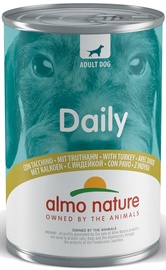 Almo Nature Daily Turkey 400g