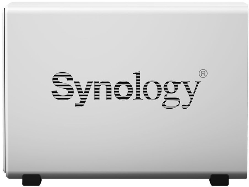 Synology DiskStation DS119j 8TB Iron Wolf