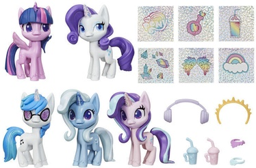 Фигурка-игрушка Hasbro My Little Pony Unicorn Sparkle Collection E9106