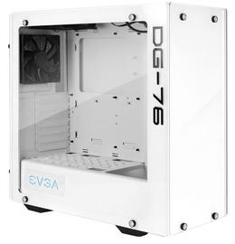 EVGA DG-76 Midi Tower White