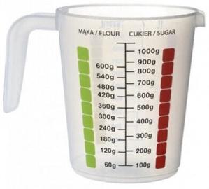 Мерная емкость Galicja Measuring Cup 1l