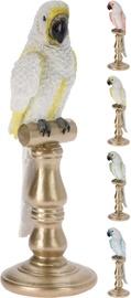 Декоративный сувенир Decoration Parrot On Stand 8.5x24 cm