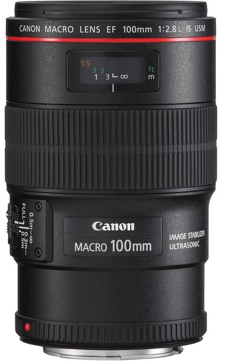 Canon EF 100/2.8 L USM IS Macro