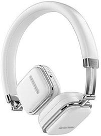 Ausinės Harman Kardon Soho Wireless White, belaidės