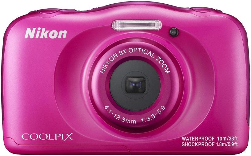 Nikon Coolpix W100 Pink