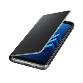 Samsung Neon Flip Cover For Samsung Galaxy A8 Black