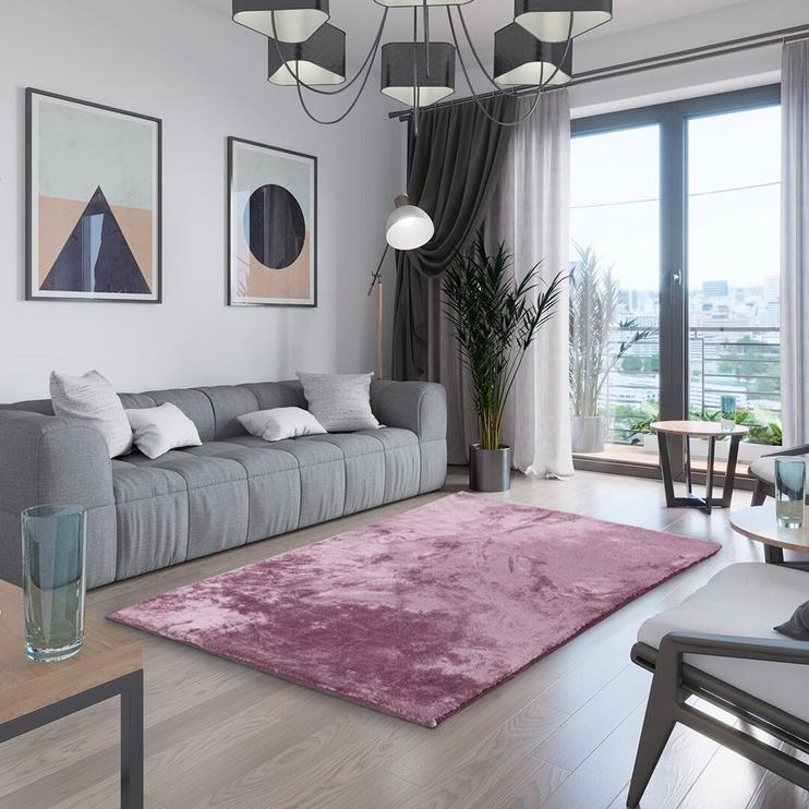 Ковер AmeliaHome Lovika, фиолетовый, 200 см x 140 см