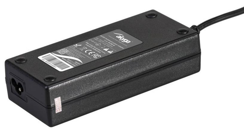 Akyga Power Adapter 18.5V/6.5A 120W 7.4*5.0+pin