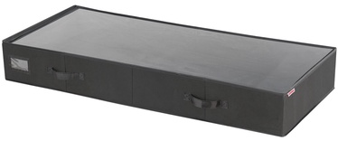 Leifheit Clothes Box Underbed Large 106x46x15cm Black