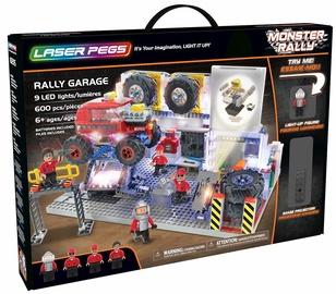 Laser Pegs Rally Garage 18205 600pcs