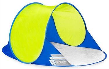 Četrvietīga telts Spokey Altus, zila/dzeltena