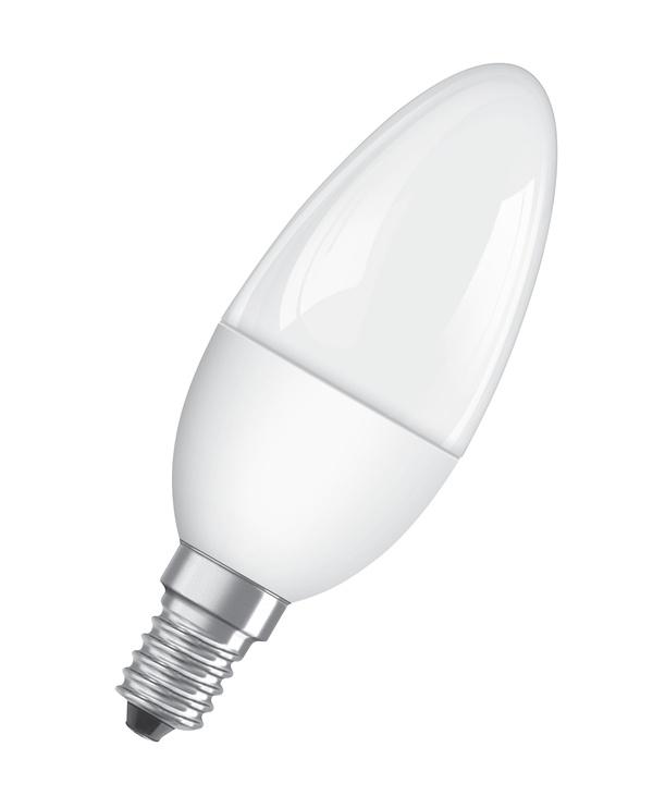 LAMPA LED B35 5W E14 827 470LM DIMER PL/