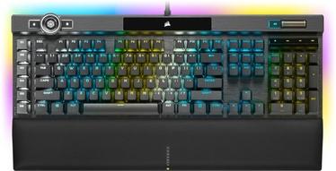 Клавиатура Corsair K100 RGB Optical-Mechanical Gaming Keyboard EN Cherry MX Speed