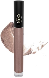 Inika Certified Organic Lip Glaze 5ml Hazelnut