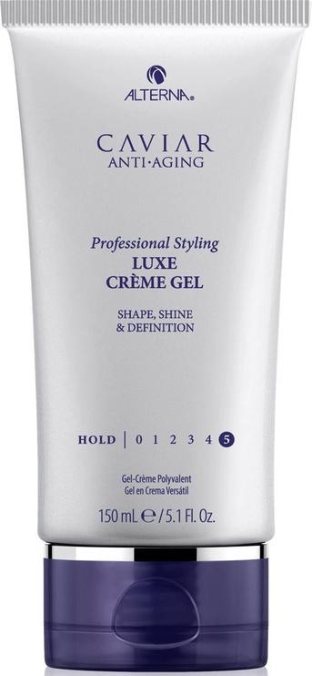 Plaukų želė Alterna Caviar Professional Styling Luxe Cream Gel, 150 ml
