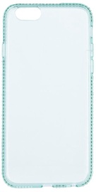 Beeyo Diamond Frame Back Case For Samsung Galaxy S8 Transparent/Green