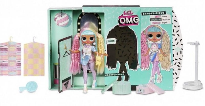 Lelle MGA LOL O.M.G. Candylicious Surprise Doll