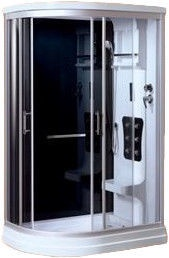 Vento Sicilia Massage Shower 120x215x80