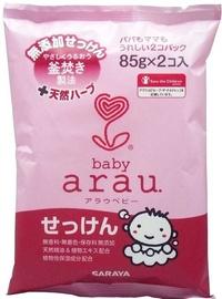 Мыло Arau Baby Washing Soap, 85 мл