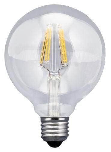 Leduro LED Filament Lamp G95 8W