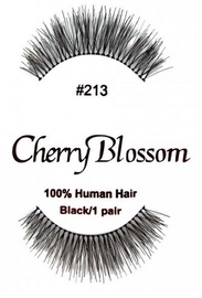Cherry Blossom 100% Human Hair Eyelashes 213