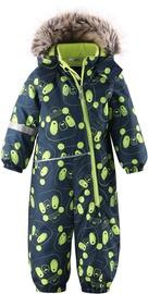 Lassie Zaiga Winter Overall Lime Green 710735-8352 74