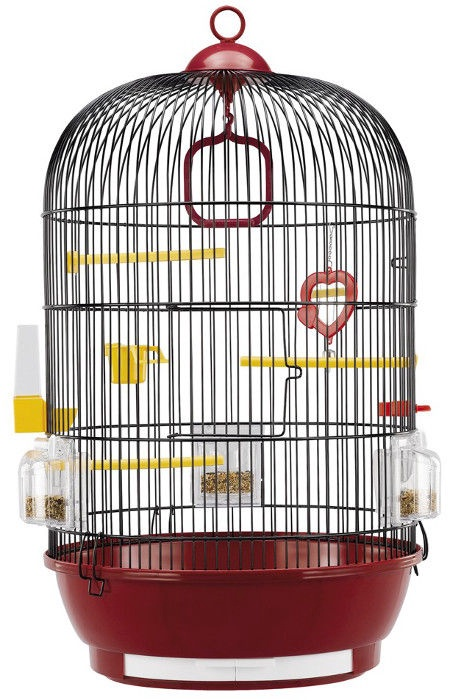 Ferplast Bird Cage Diva Black