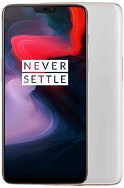 Mobilusis telefonas OnePlus 6 Silk White, 128 GB