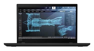 Ноутбук Lenovo ThinkPad P15s Black 20T40017PB PL, Intel® Core™ i7, 16 GB, 1 TB, 15.6 ″