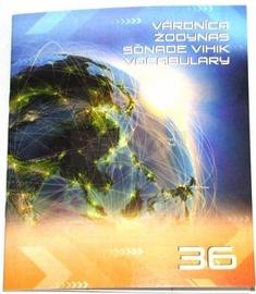 ABC Jums Notebook-Vocabulary A5/36p