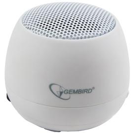 Belaidė kolonėlė Gembird SPK-103 White, 2 W