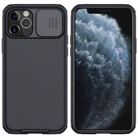 Nillkin CamShield Back Case For Apple iPhone 12/12 Pro Black